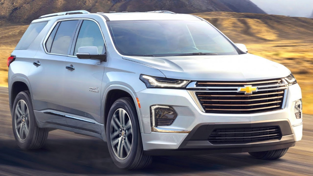 Review 2022 Chevy Traverse