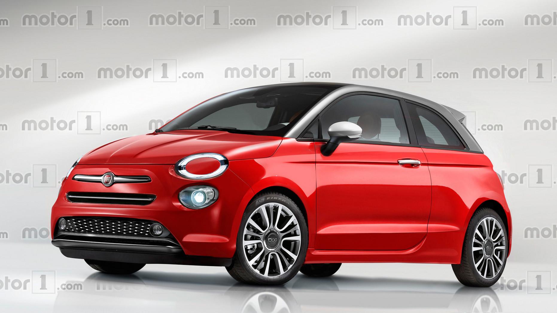 Model 2022 Fiat 500L