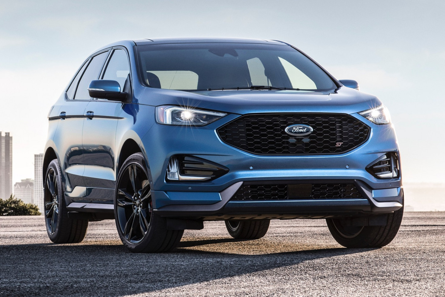 Rumors 2022 Ford Edge Sport