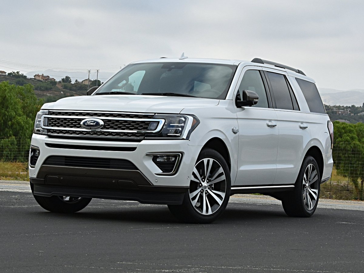 Redesign and Review 2022 Ford Expedition Xlt