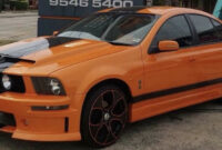 Photos 2022 Ford Falcon Xr8 Gt