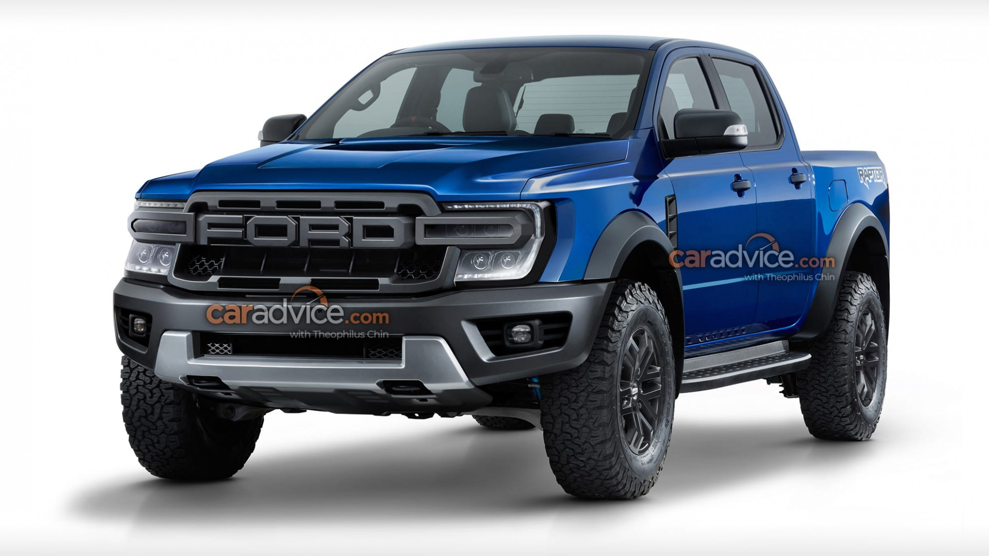 Redesign and Concept 2022 Ford Ranger Australia