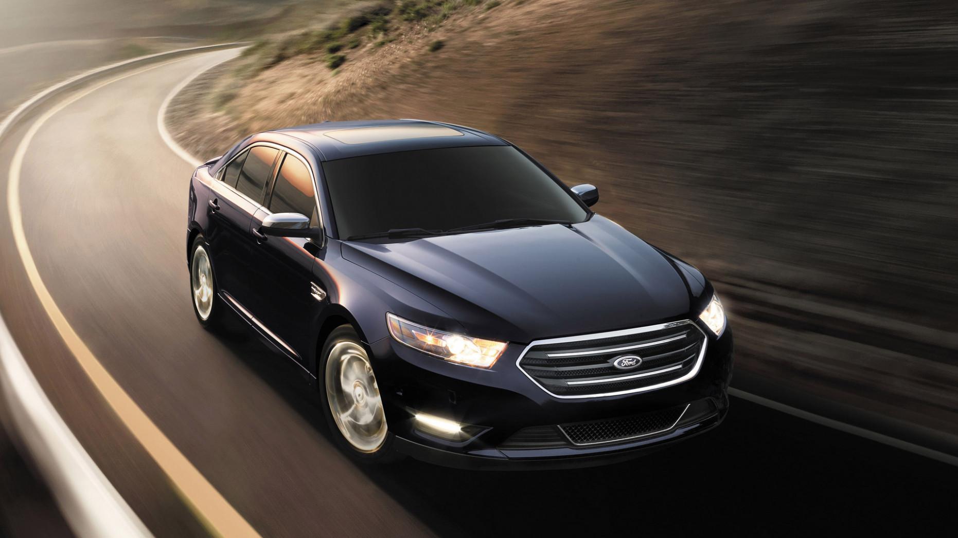 Spesification 2022 Ford Taurus Sho