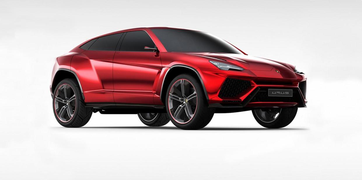 Interior 2022 Lamborghini Urus