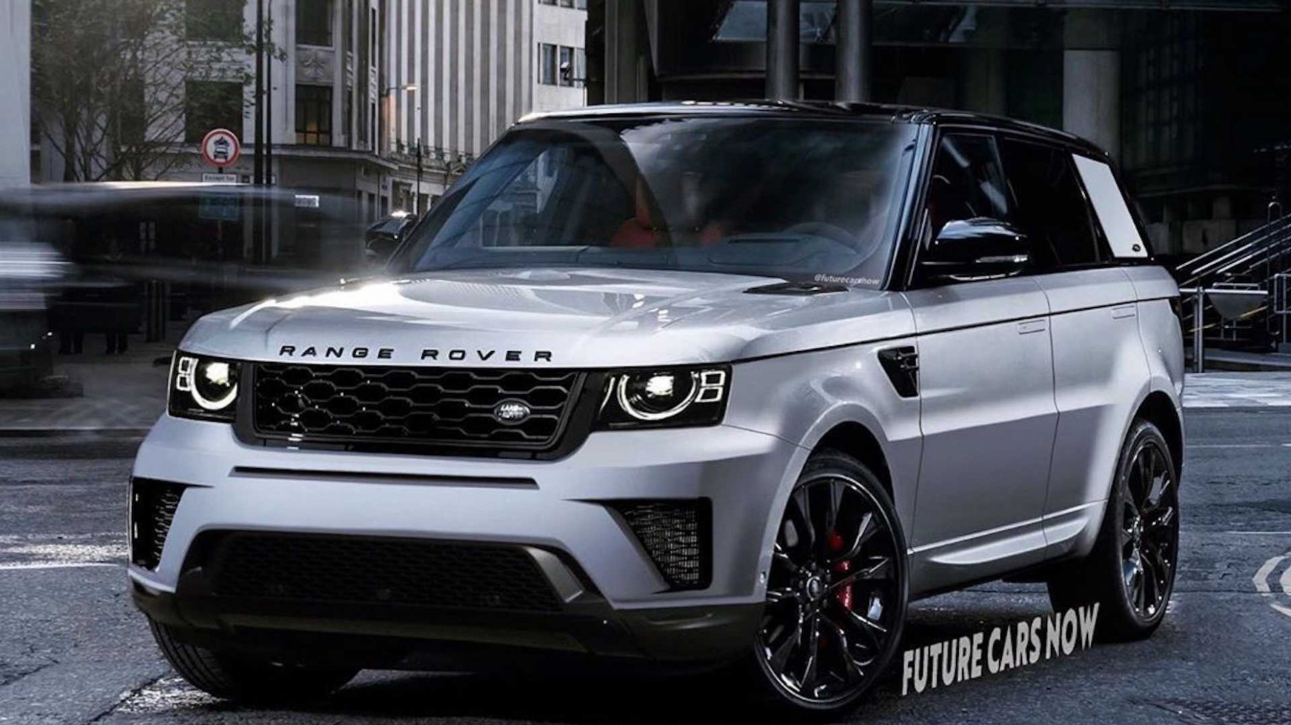 History 2022 Land Rover Discovery Sport