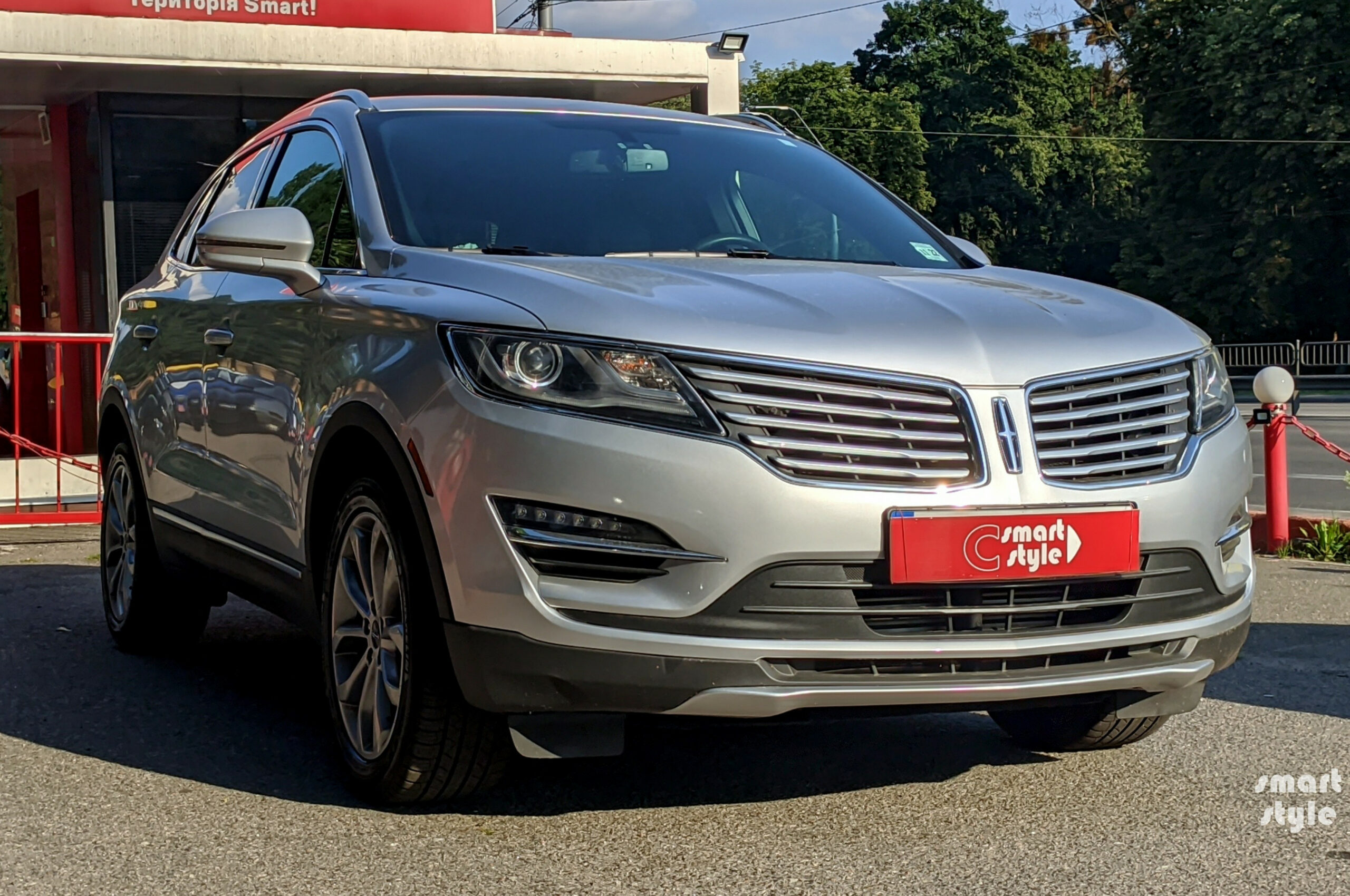 Redesign and Review 2022 Lincoln MKC