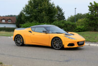Spesification 2022 Lotus Evora