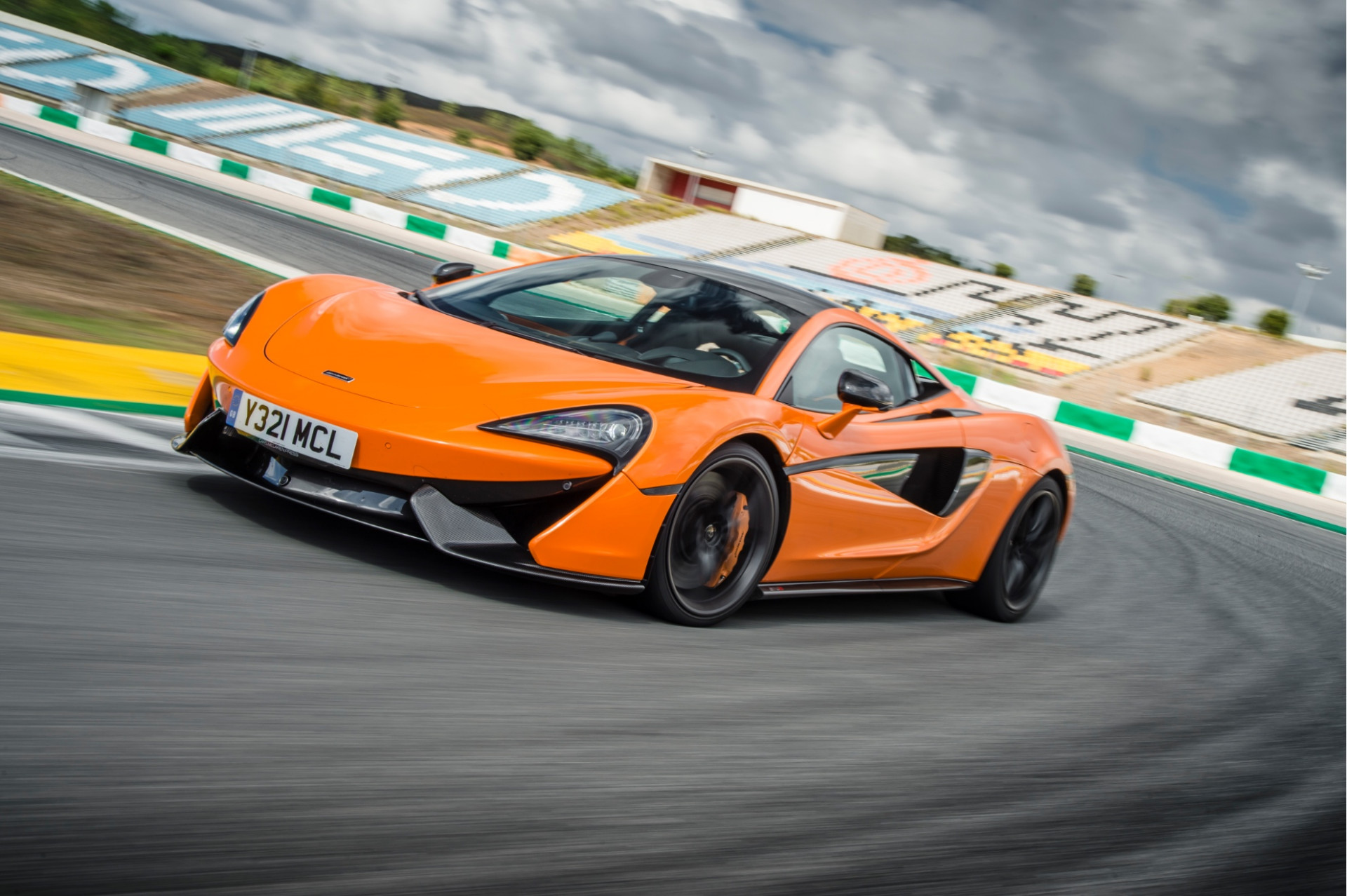 Overview 2022 McLaren 570S Coupe