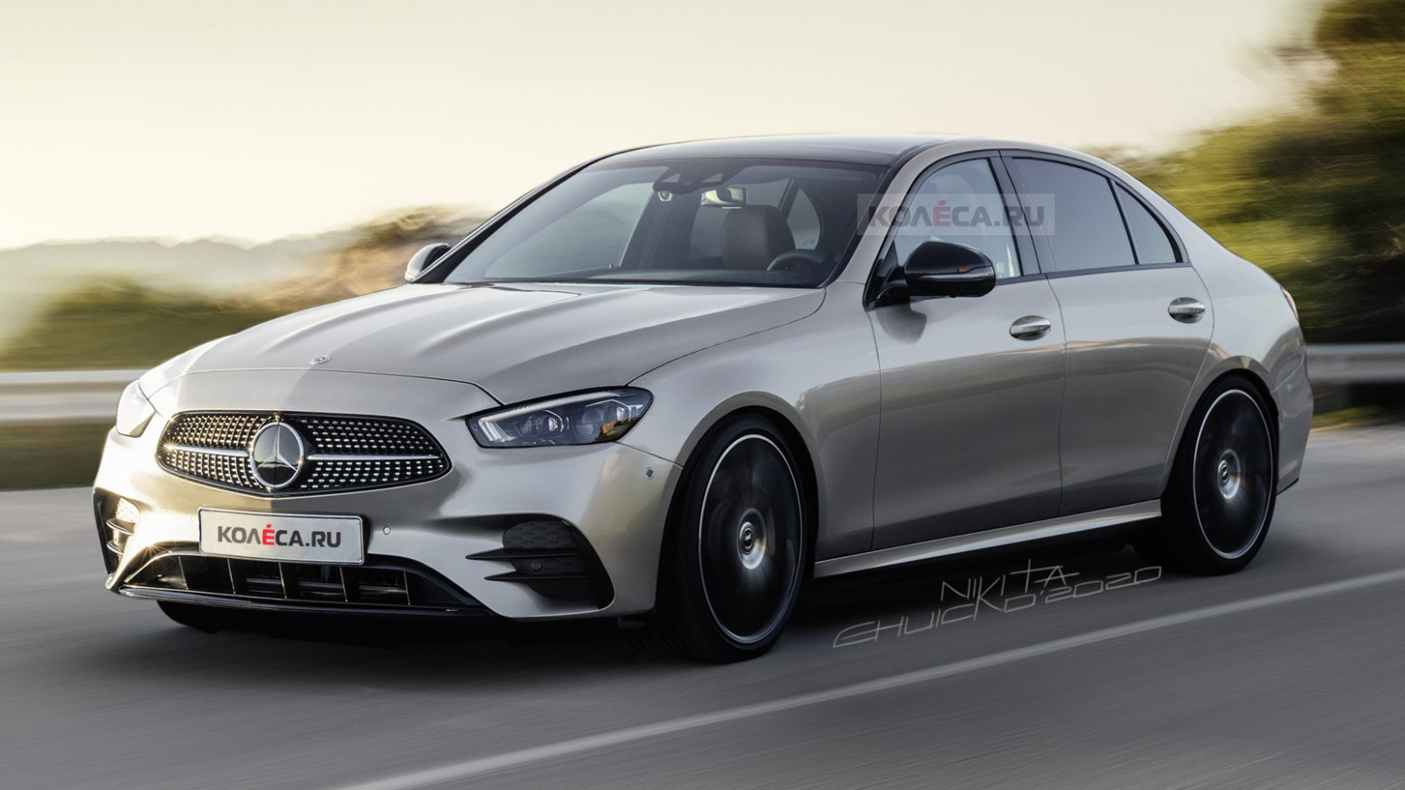 Rumors 2022 Mercedes E-Class