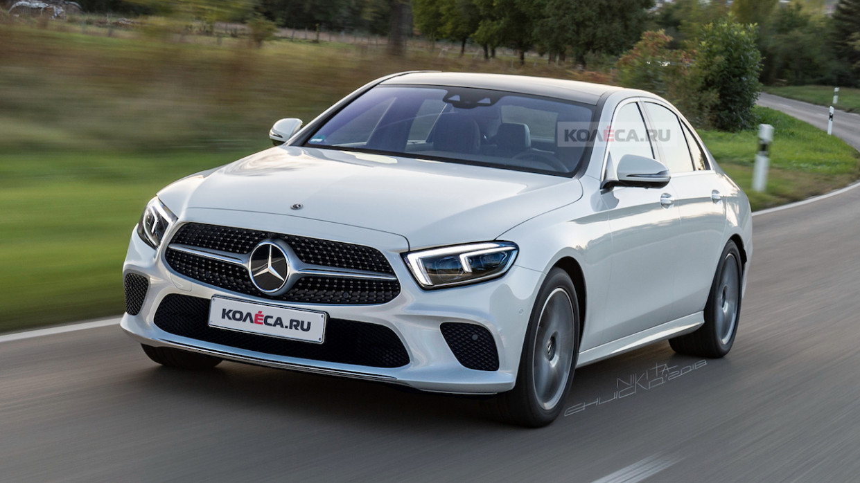 Review 2022 Mercedes E-Class