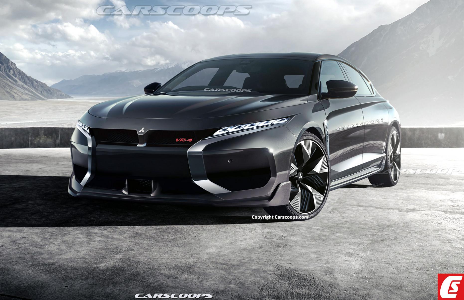 Review 2022 Mitsubishi Galant