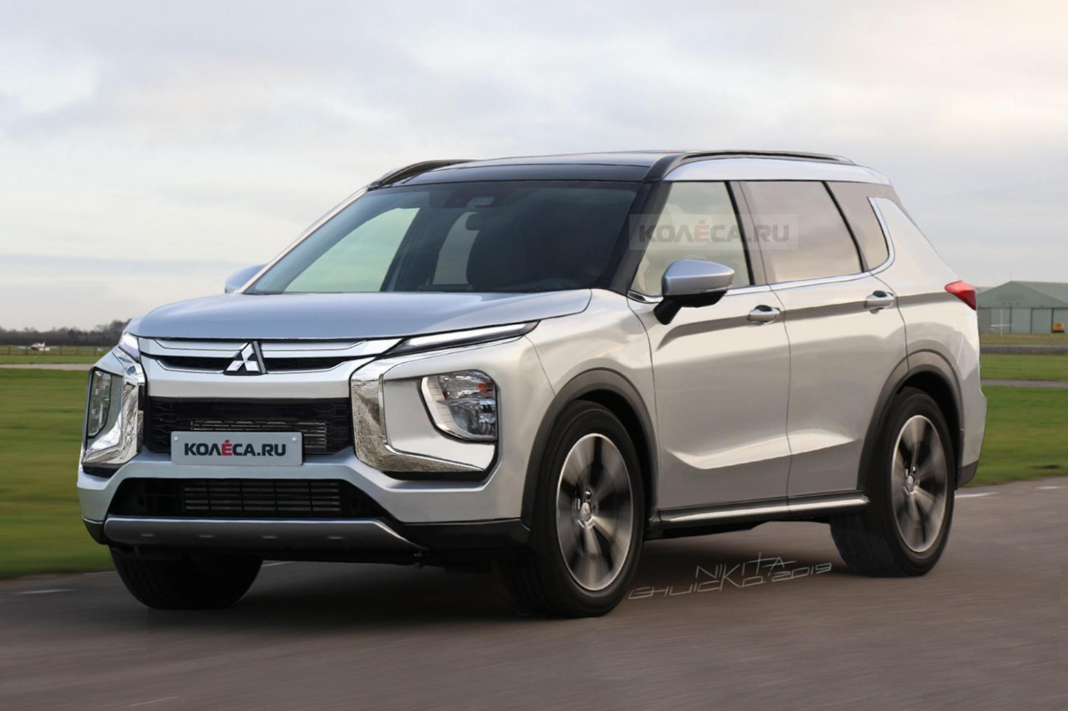 Redesign and Concept 2022 Mitsubishi Lineup