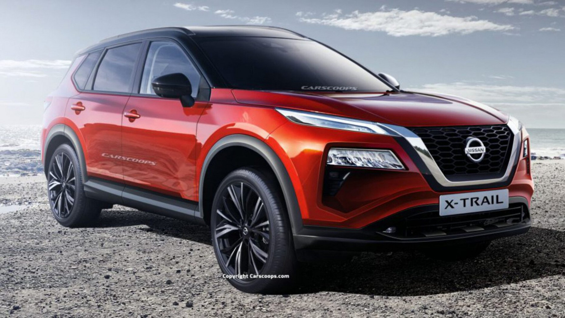 Redesign and Review 2022 Nissan Rogue Hybrid