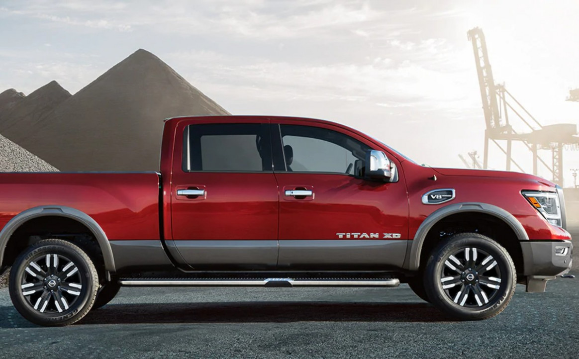 Performance 2022 Nissan Titan Xd