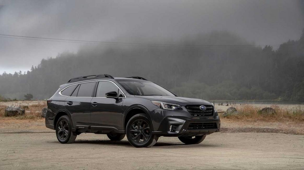 Release 2022 Subaru Outback Turbo Hybrid