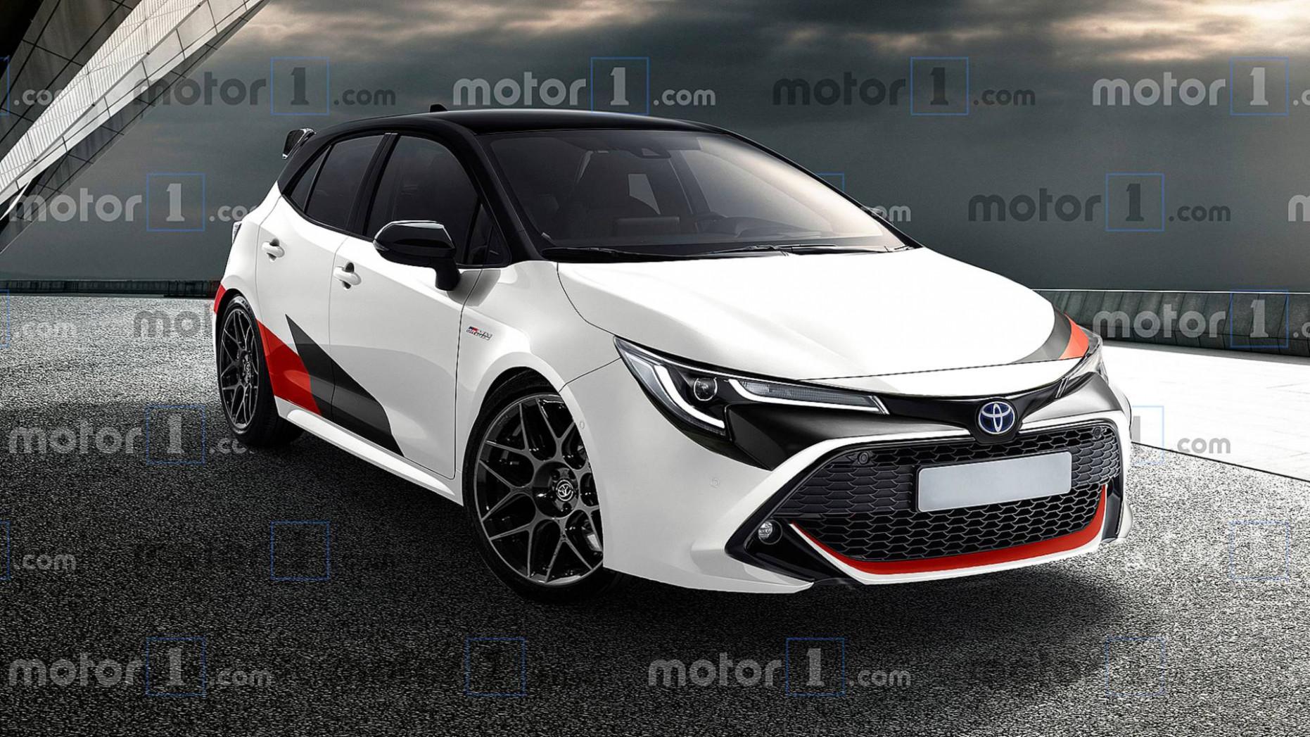 Concept 2022 Toyota Corolla Hatchback