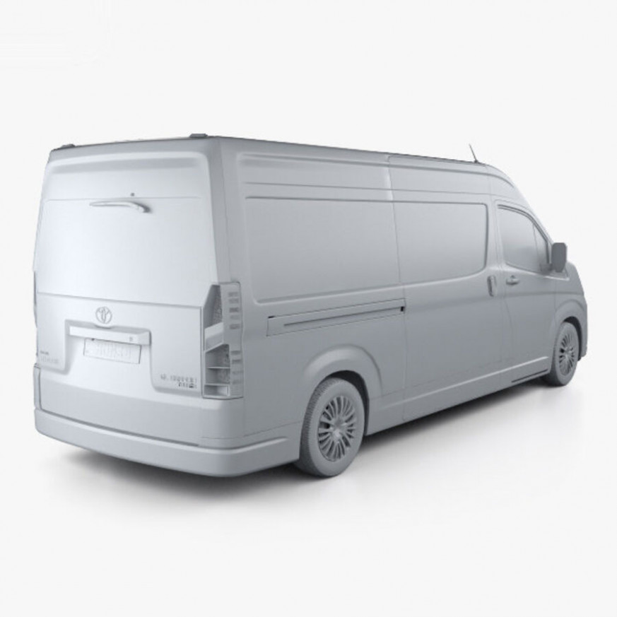 Redesign 2022 Toyota Hiace
