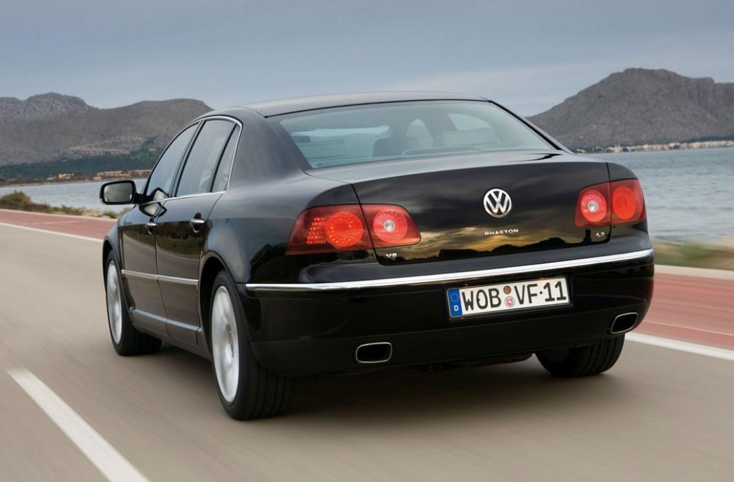 Prices 2022 VW Phaeton