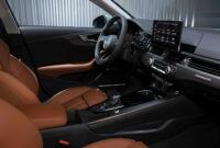 photos audi a5 2022 interior