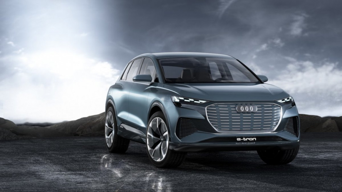 Wallpaper Audi New Car 2022