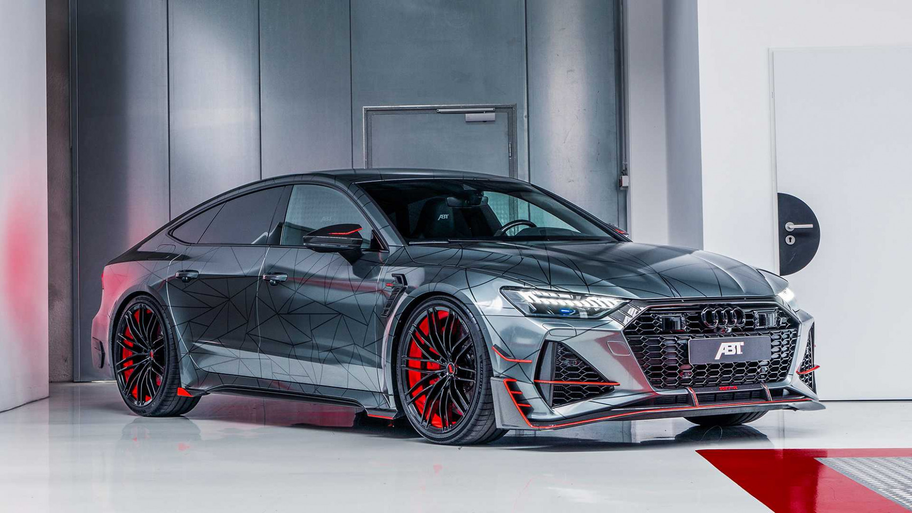 Style Audi Rs7 2022