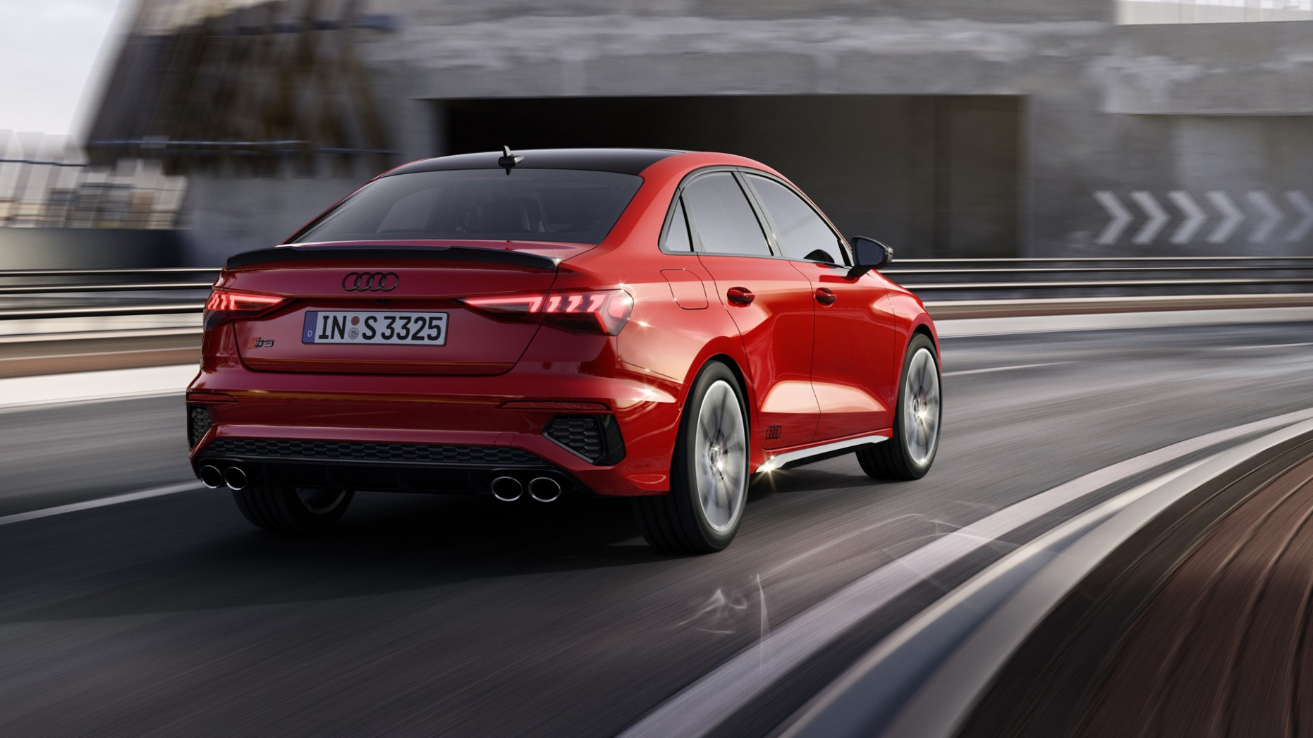 Concept and Review Audi S3 2022