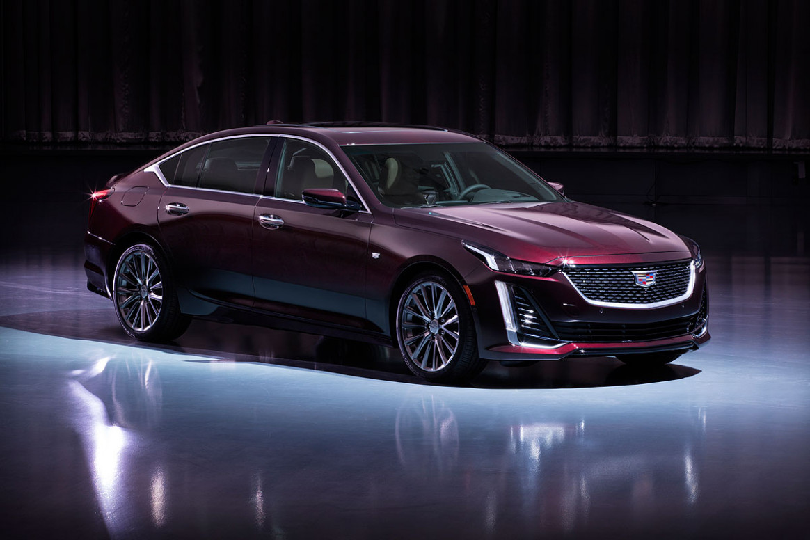 New Model and Performance Cadillac Ct5 To Get Super Cruise In 2022