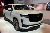 photos cadillac suv escalade 2022