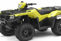 photos honda atv 2022