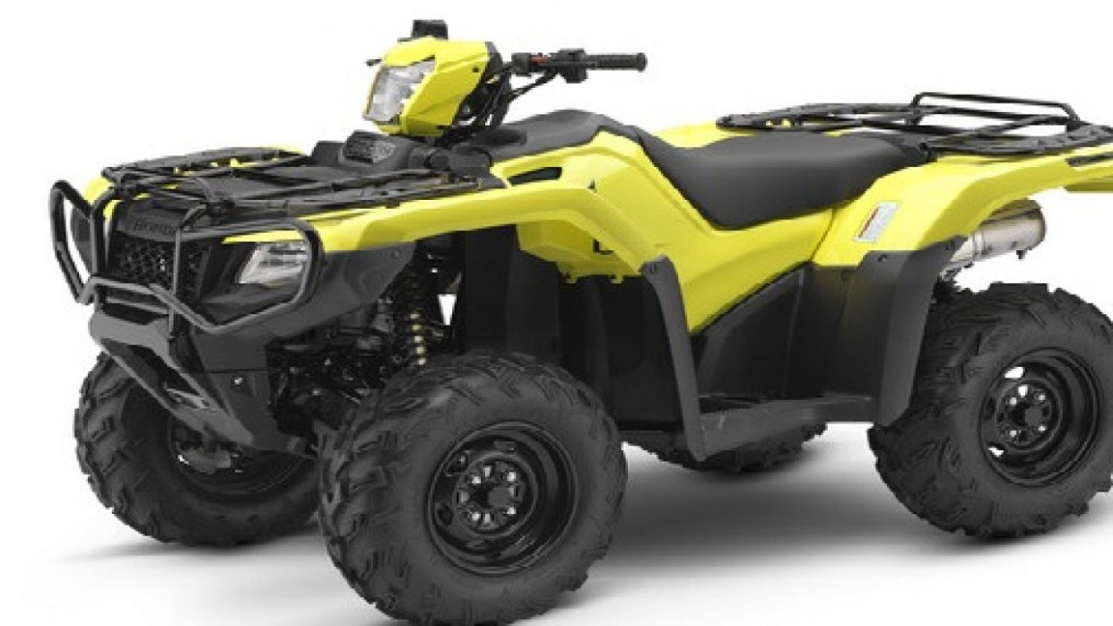 Release Honda Atv 2022