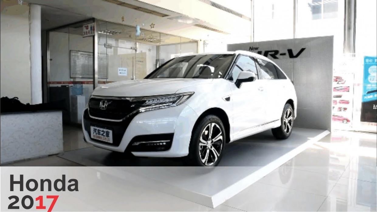 Price and Release date Honda Urv 2022