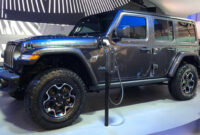 photos jeep electric 2022