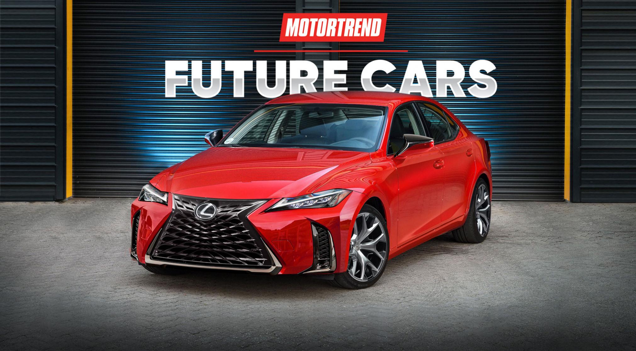Picture Lexus Is Update 2022