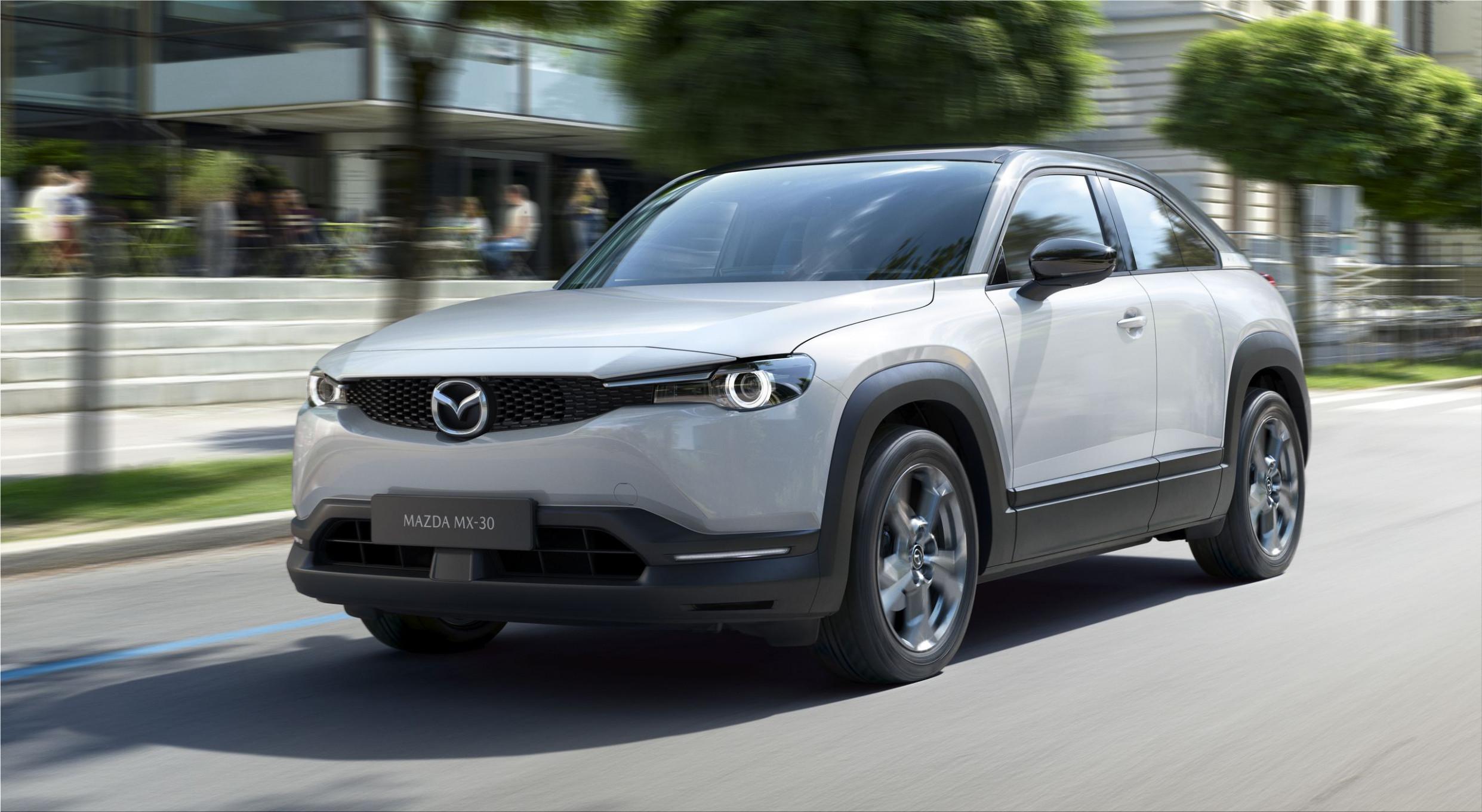 Pricing Mazda Electric Car 2022
