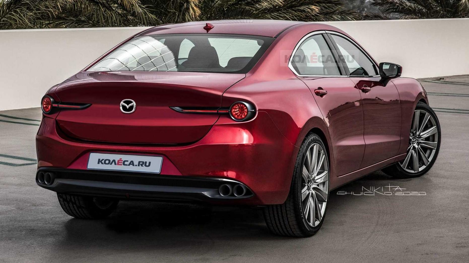 Concept Mazda Neue Modelle Bis 2022