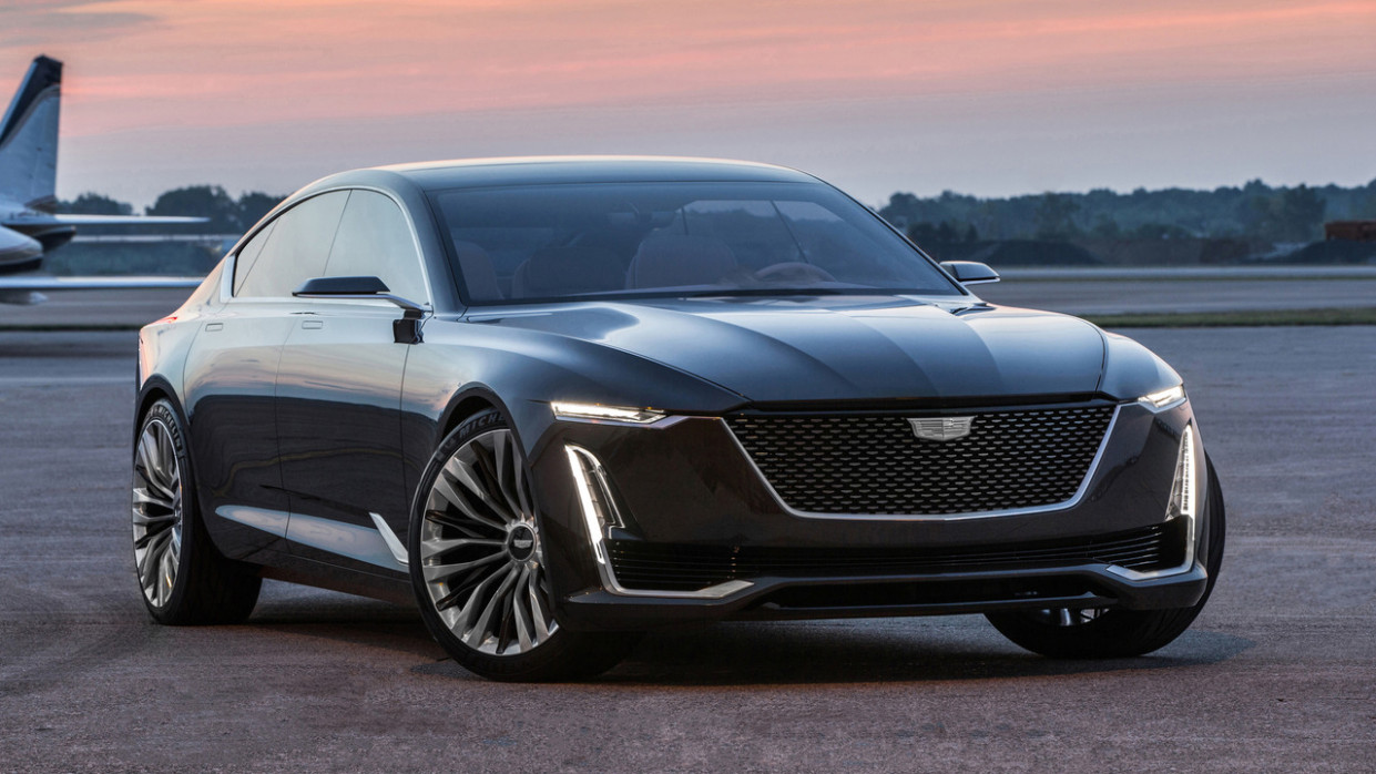 Price, Design and Review New Cadillac Sedans For 2022