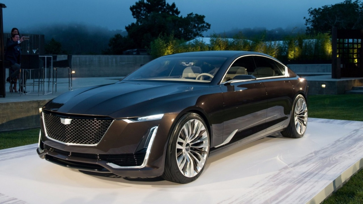 Rumors New Cadillac Sedans For 2022