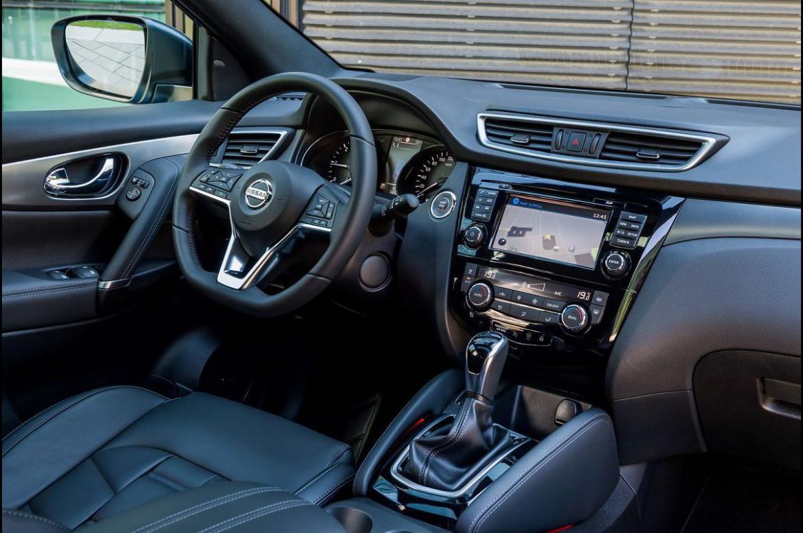 Picture Nissan Concept 2022 Interior