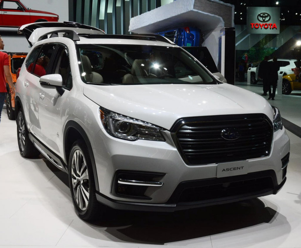 Redesign and Review Subaru Ascent 2019 Vs 2022