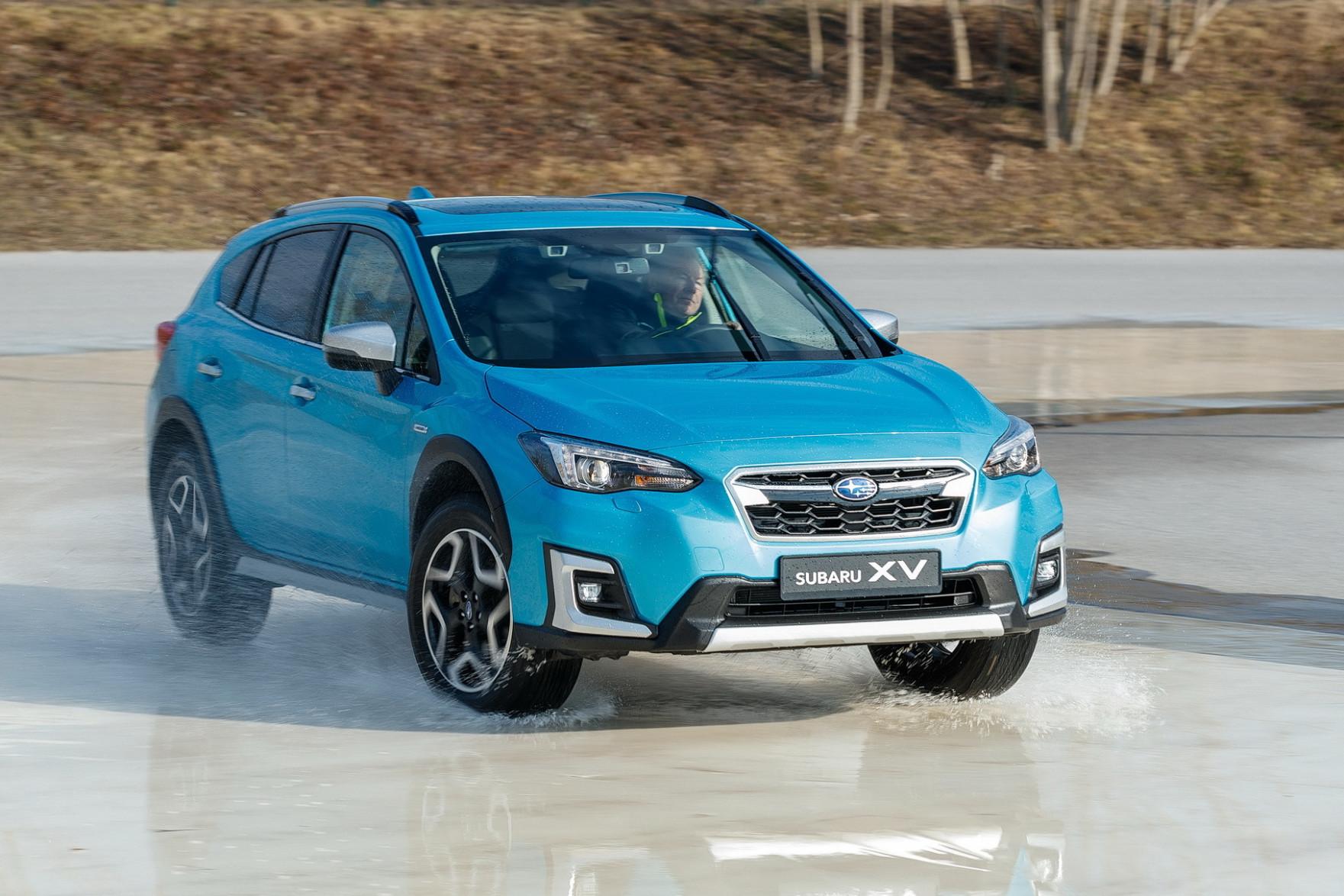 Research New Subaru Xv Hybrid 2022