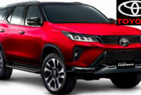 photos toyota new fortuner 2022