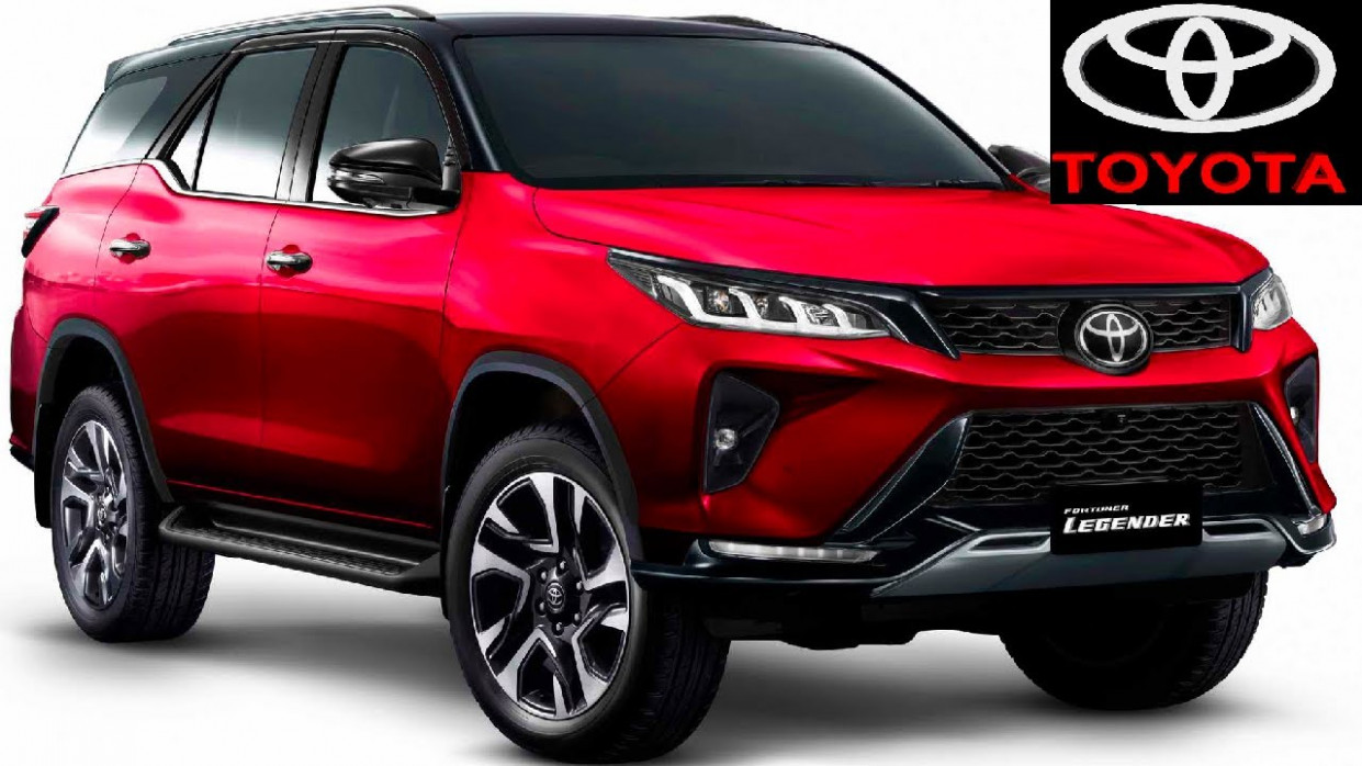 Picture Toyota New Fortuner 2022