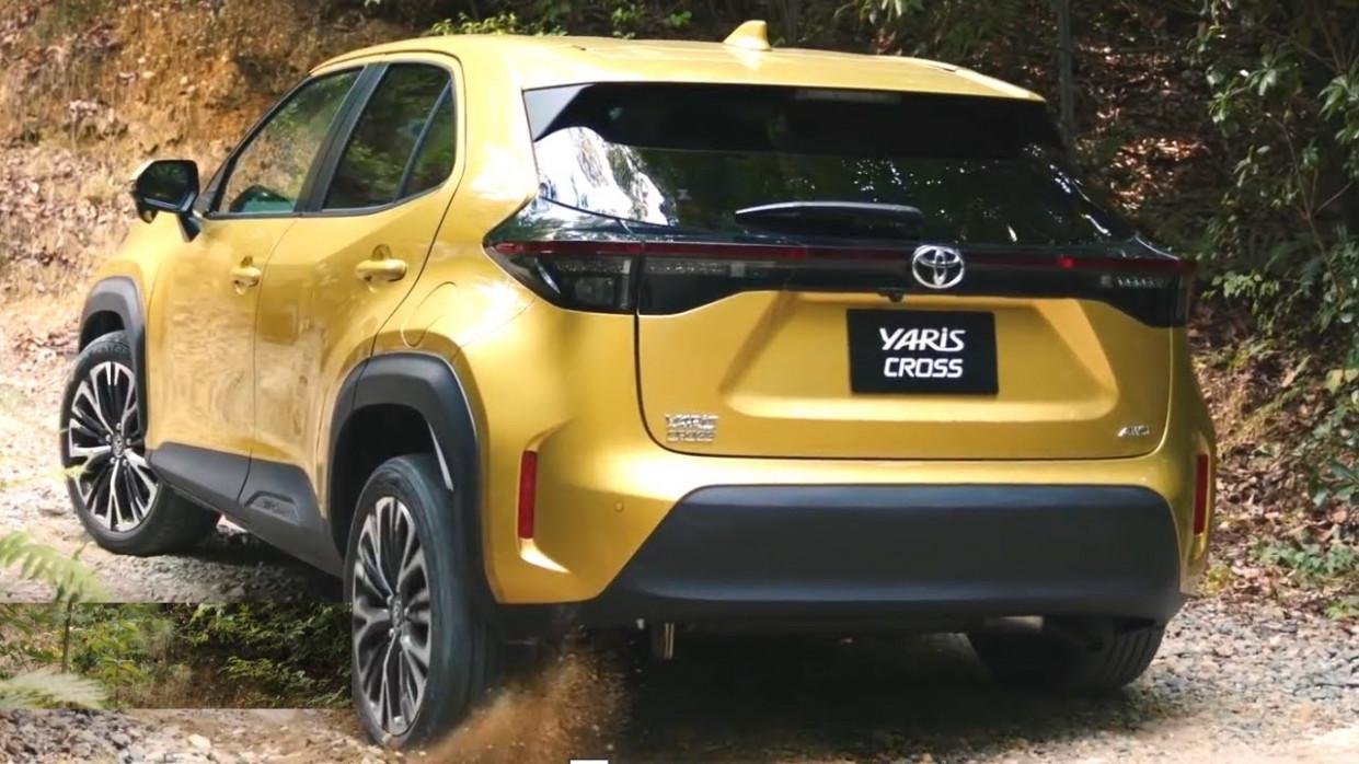 New Concept Toyota Yaris 2022 Europe