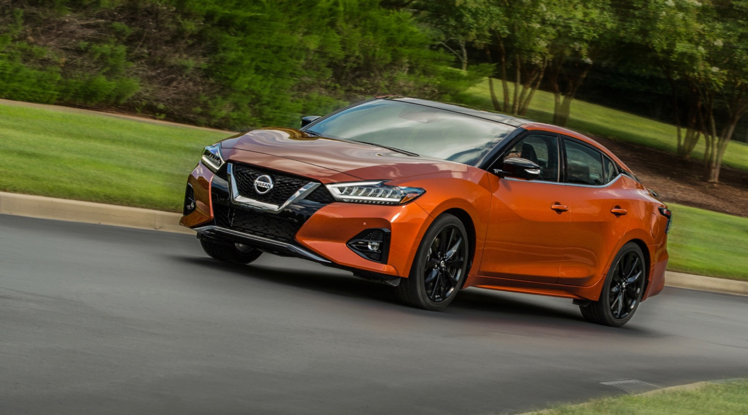 Spy Shoot When Does The 2022 Nissan Maxima Come Out
