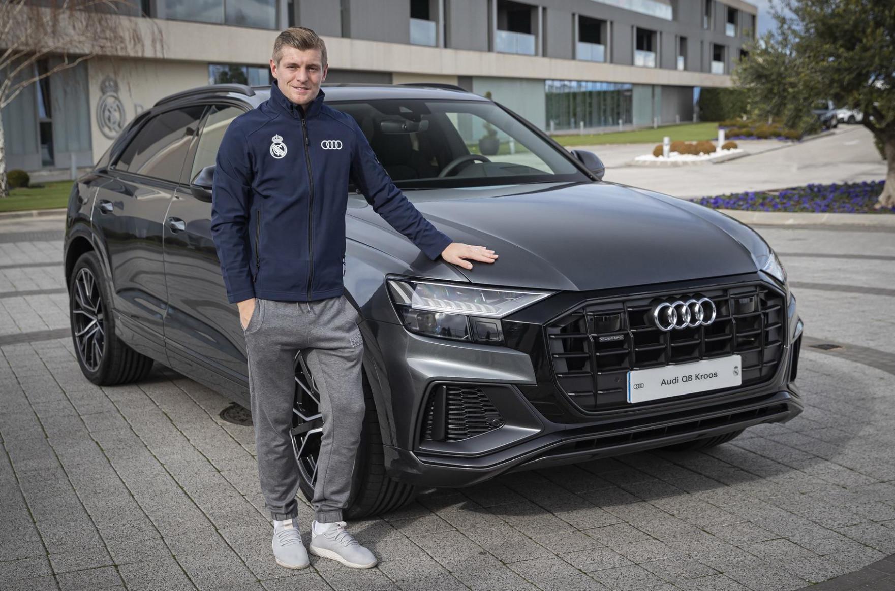 Release 2022 Audi Q8Quotes