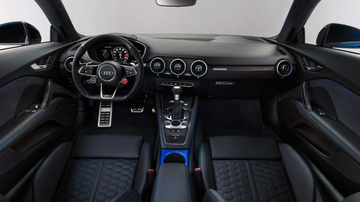 Performance and New Engine 2022 Audi TT