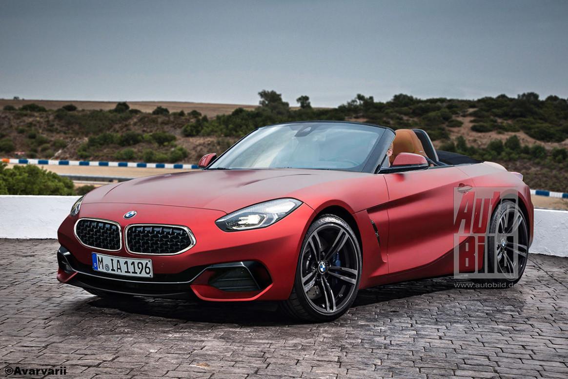 Review 2022 BMW Z4