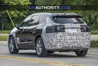 First Drive 2022 Buick Verano Spy
