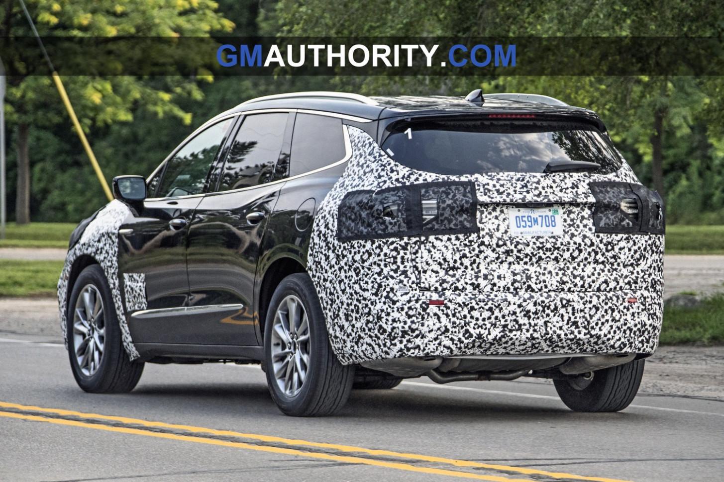 Images 2022 Buick Verano Spy