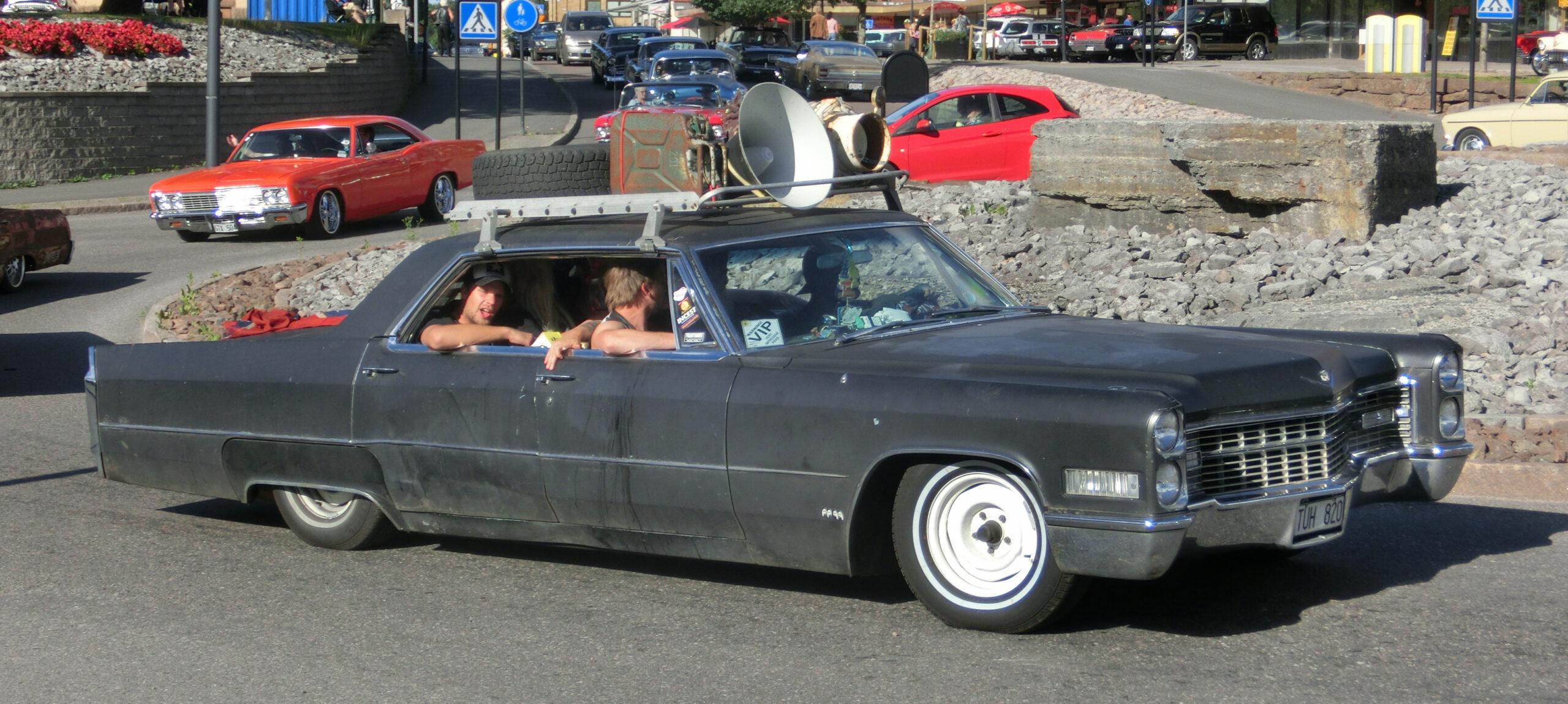 Release 2022 Cadillac Deville